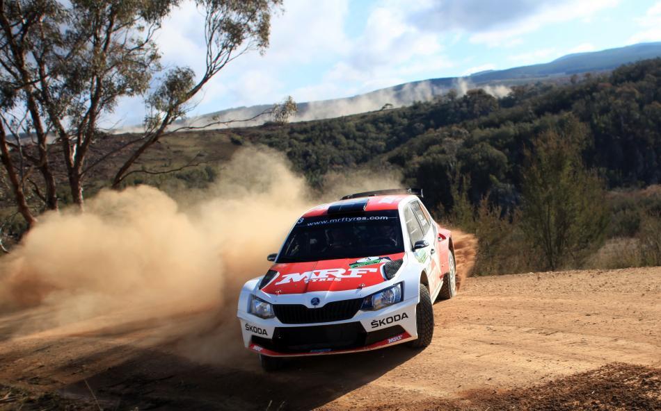 FIA, Motorsport, Rallye, APRC, Asia-Pacific Rally Championship, Australia, Canberra