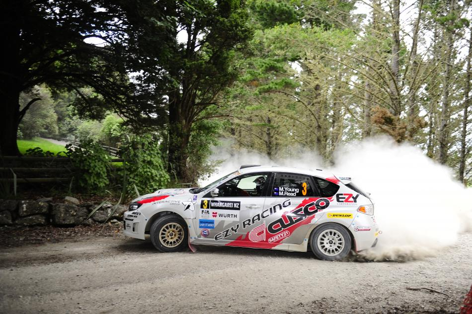 APRC – International line-up ready for Rally of Queensland ...