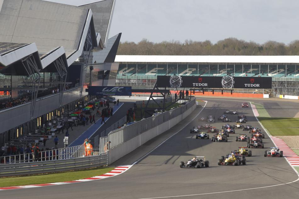 F3 - Silverstone Circuit hosts season kick-off | Federation ...