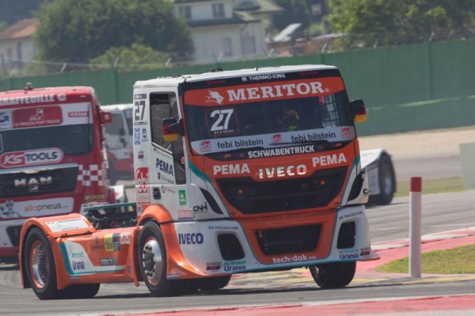 ETRC, Trucks, Motorsport, FIA, Misano