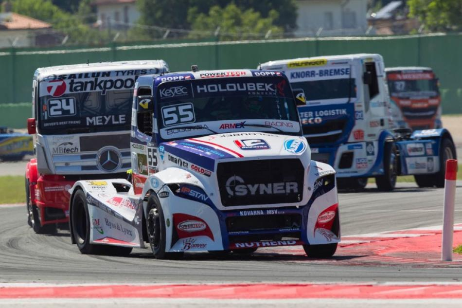 ETRC, Truck, motorsport, FIA, Race of Misano