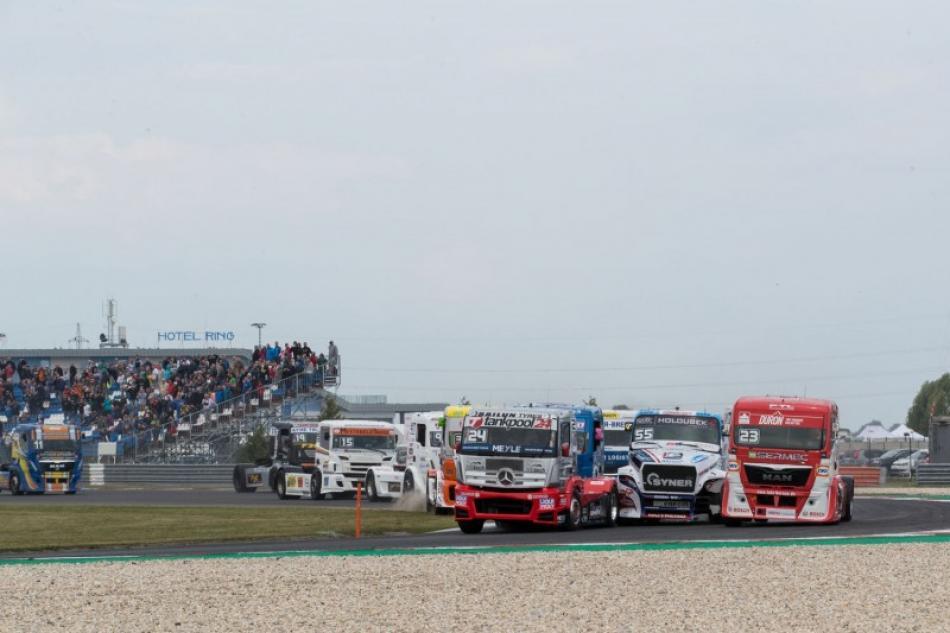 ETRC, Truck, motorsport, FIA, Race of Slovakia ring