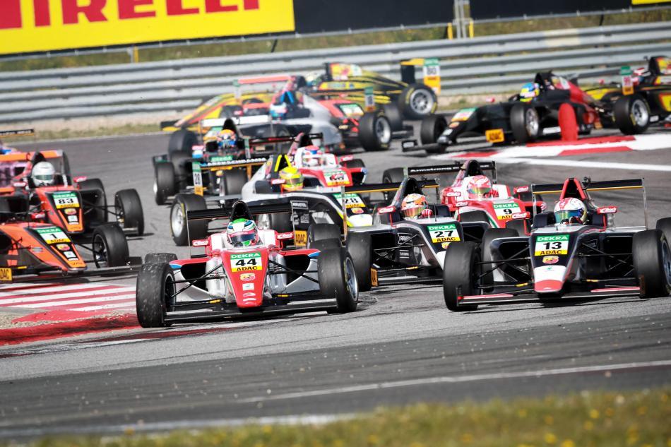 FIA, Motorsport, F4, Formula 4, ADAC, Lausitzring