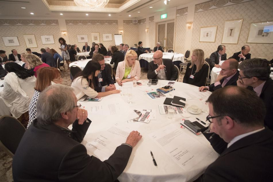 Mobility conference, workshop, campaigns