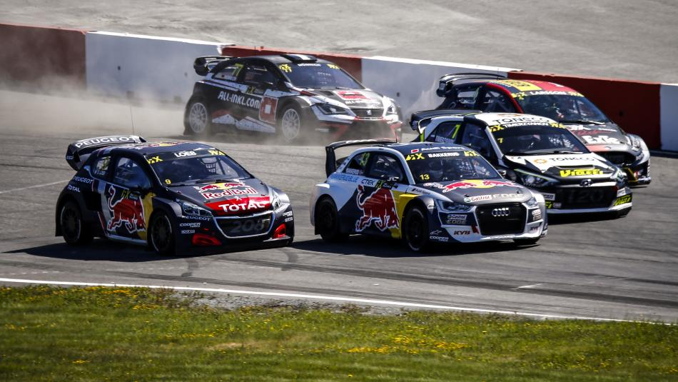 The Fia World Rallycross Championship Is To Introduce Electric Cars From 2021 Providing Optimal Time For Manufacturers Develop Their Plans With