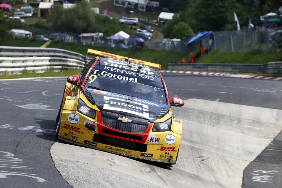WTCC, Coronel, Touring cars, FIA