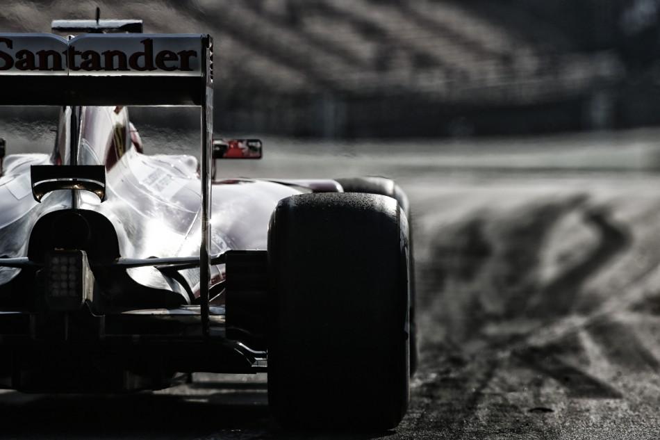 Raikkonen kimi fin ferrari sf15t action during formula 1 winter tests 2015 at barcelona
