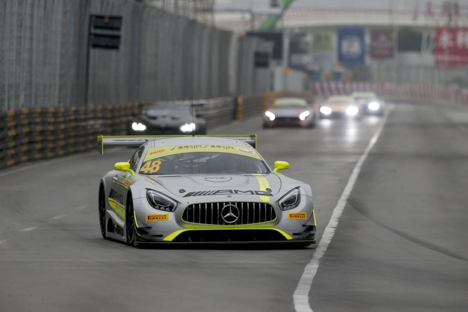 Captivating FIA GT World Cup Macau 2017