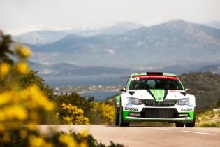 Jan Kopecký / Tour de Corse 2018 (DPPI / FIA)