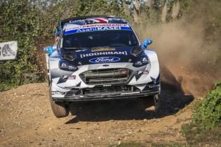 FIA WRC Rally Spain 2018 - Ken Block / Alex Gelsomino (DPPI / FIA)