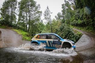 2019 ERC Rally Azores - Ricardo Moura (PRT) / António Costa (PRT)