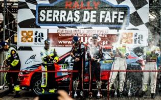 ERT 2019 - Iberian Rally Trophy - Rali Serras de Fafe - Podium