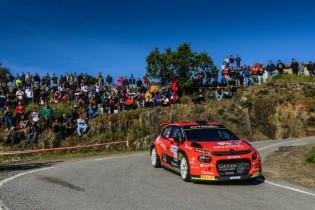 FIA ERT Iberian - Rally Sierra Morena - Pepe López / Borja Rozada