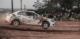 ARC - Bandama Rally Ivory Coast - Event competitors