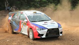 ARC - Bandama Rally Ivory Coast - Dumas/Giraudet