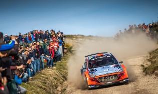 ERT 2019 - Iberian Rally Trophy - Rali Serras de Fafe - D. Sordo / C. Del Barrio