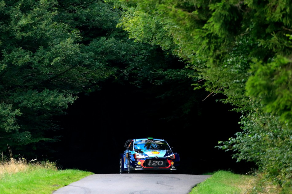 WRC, Rallye Deutschland, FIA, motorsport
