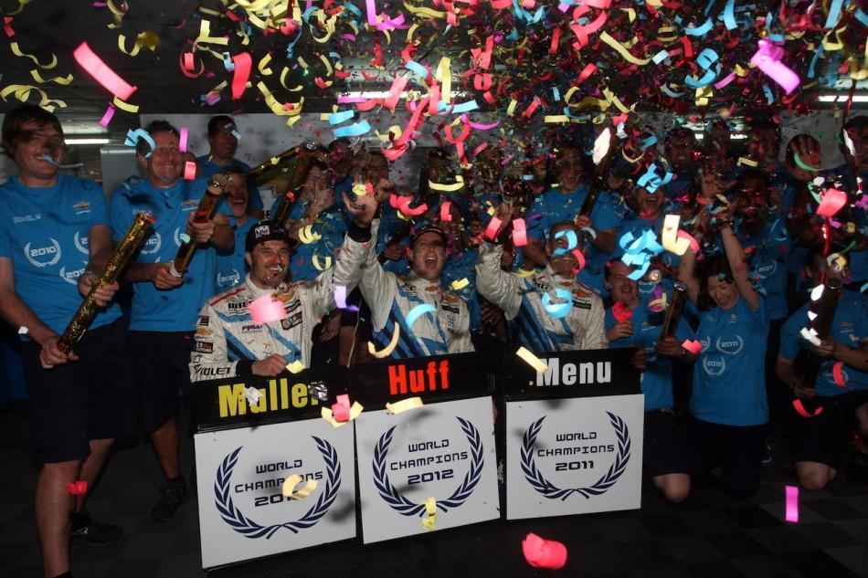 WTCC 2012 - Macau