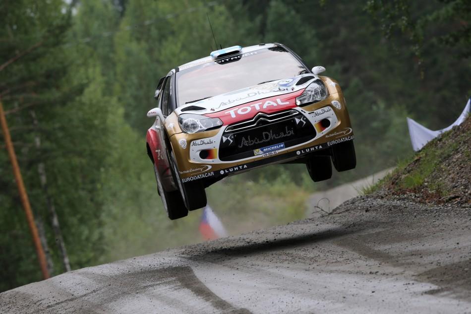WRC 2013 - Rally Finland