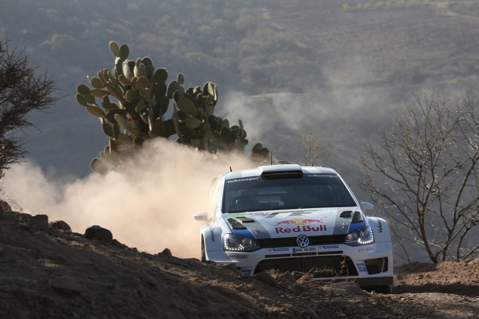 WRC 2013 - Rally Mexico