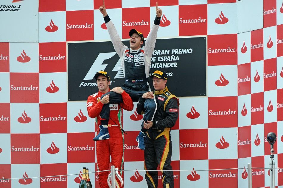 F1 2012 - Spanish Grand Prix
