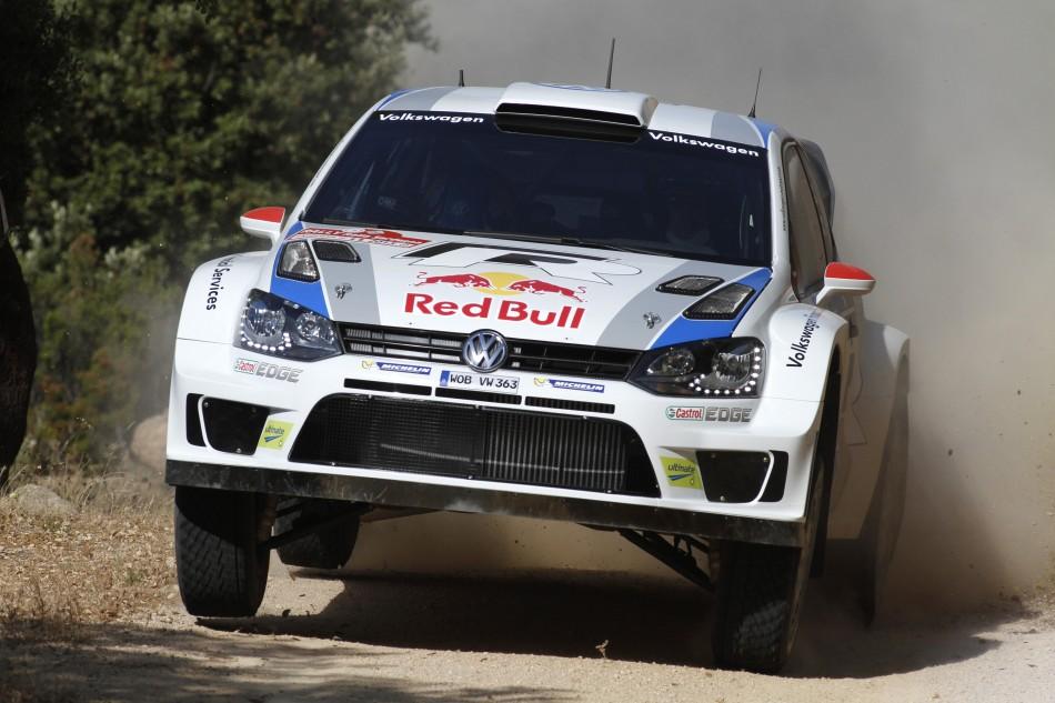WRC 2013 - Rally Italia Sardegna