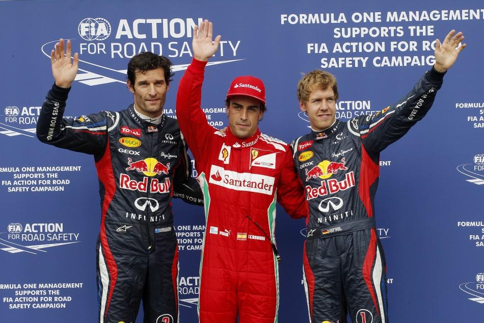 F1 2012 - German Grand Prix