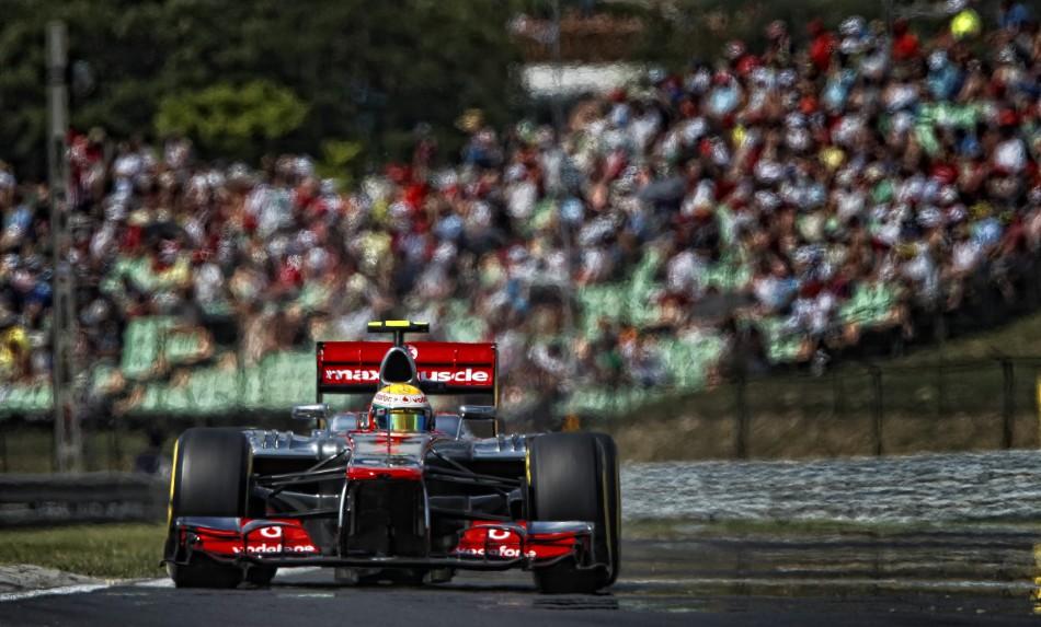 F1 2012 - Hungarian Grand Prix