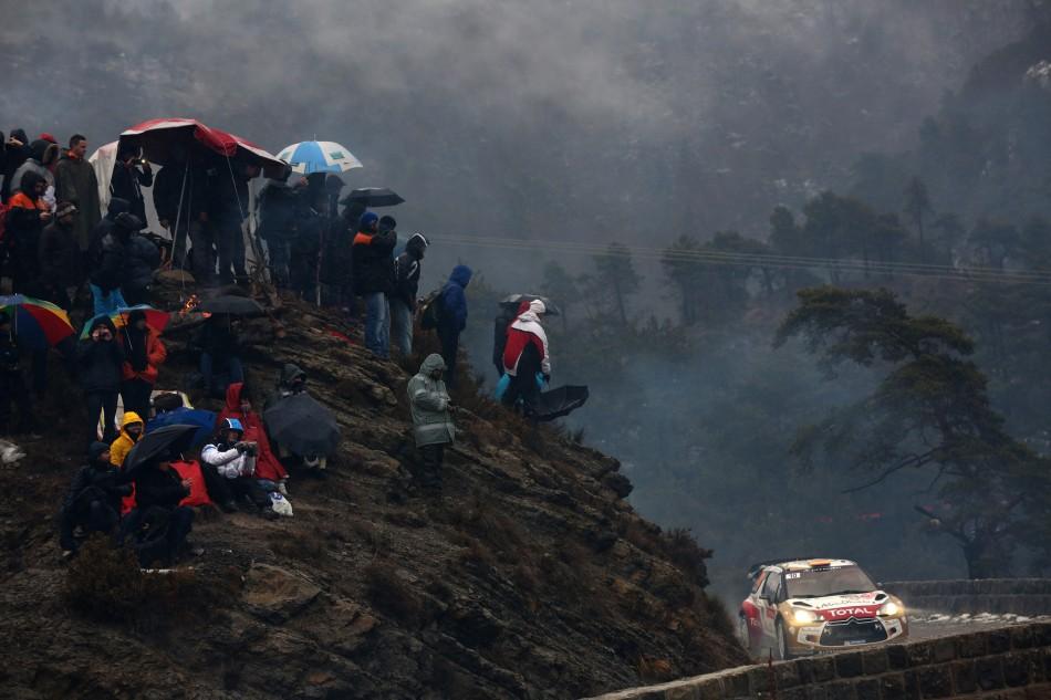 WRC 2013 - Rallye Monte-Carlo