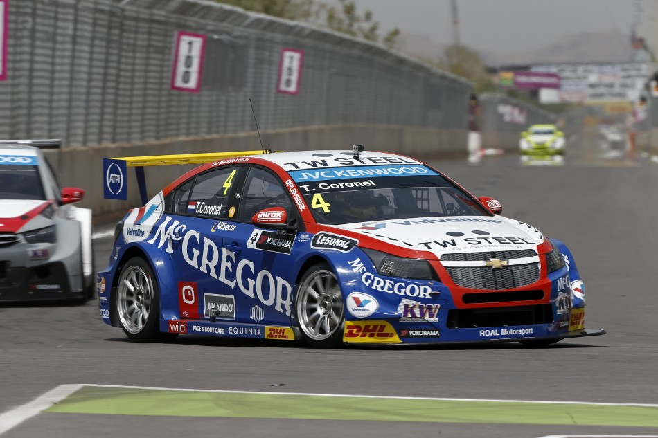 WTCC 2014 - Race of Morocco