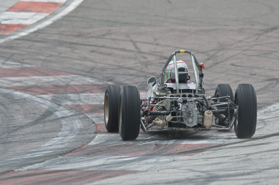FIA Lurani Trophy for Formula Junior Cars - Dijon