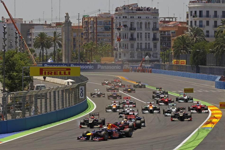 F1 2012 - Europe Grand Prix