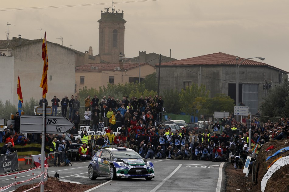 WRC 2012 - Rally Spain Catalunya