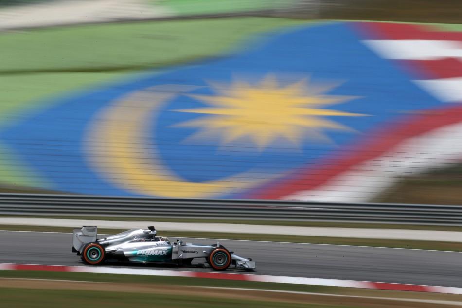 F1 2014 - Malaysian Grand Prix