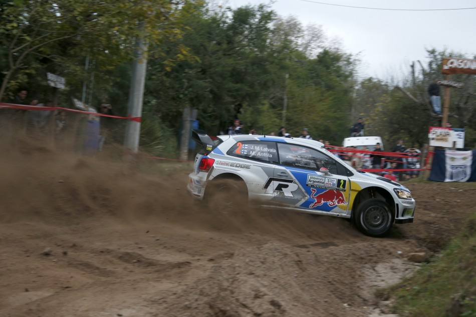 WRC 2014 - Rally Argentina