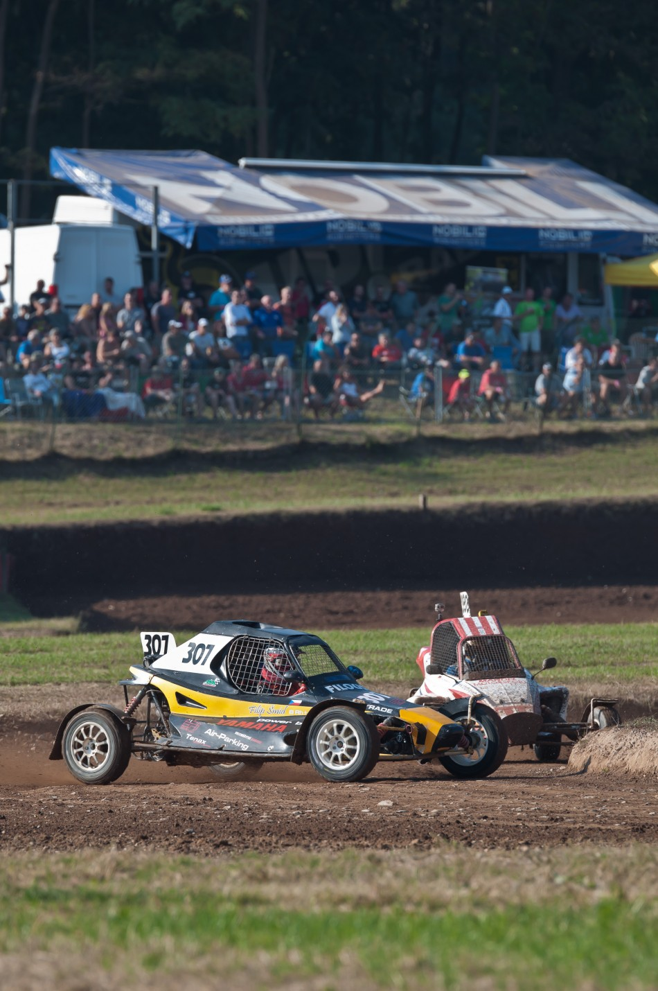 FIA European Champs for Autocross Drivers - Maggiora (ITA)
