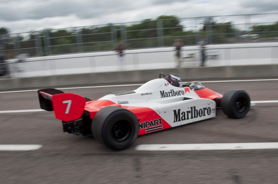 Masters Historic Championships (F1 and Sports Car) - Dijon