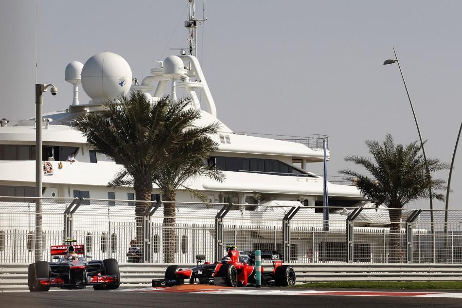 F1 2012 - Abu Dhabi GP
