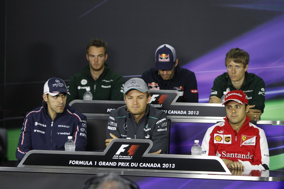 F1 2013 - Canadian Grand Prix