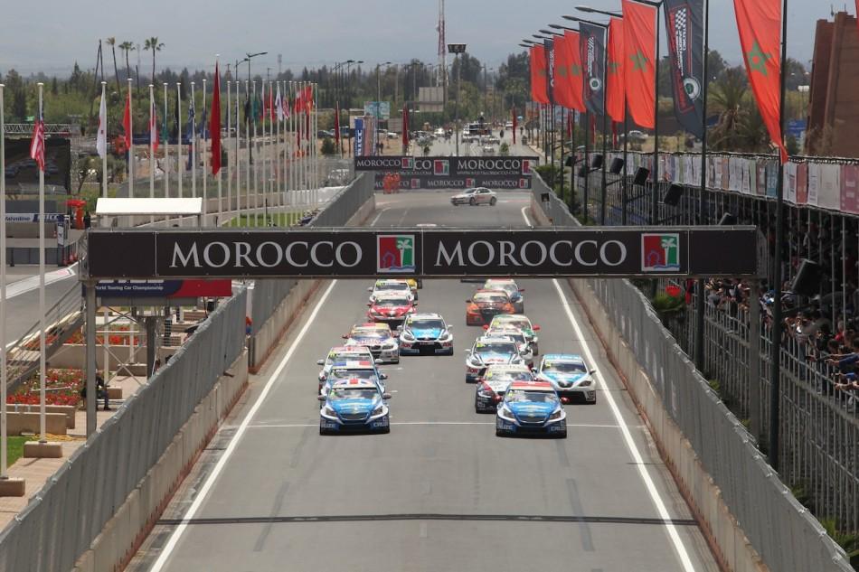 WTCC 2012 - Marrakech