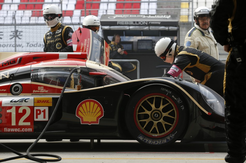 WEC 2013 - 6 Hours of Shanghai