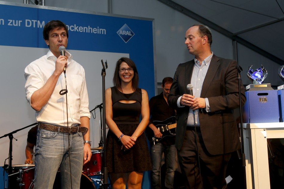 F3 European Championship 2013 - Prize Giving
