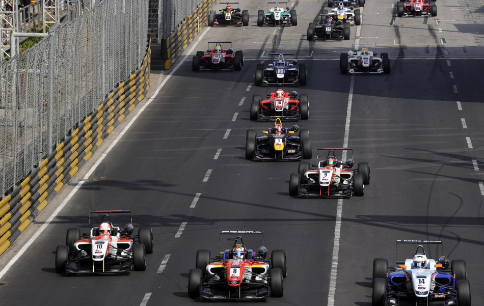 F3 Intercontinental Cup 2013 - Macau