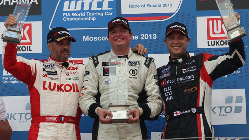 WTCC 2013 - Russia