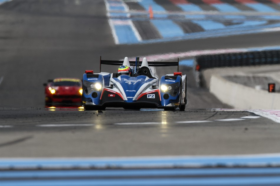 WEC 2014 - Prologue