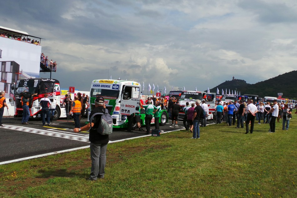 Truck Racing 2014 - Most