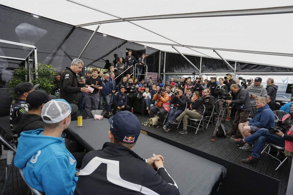 World RX 2014 - Norway
