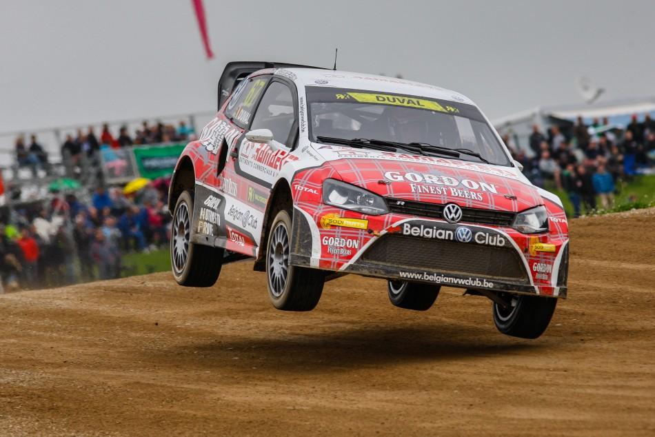 World RX 2014 - Rallycross of Belgium