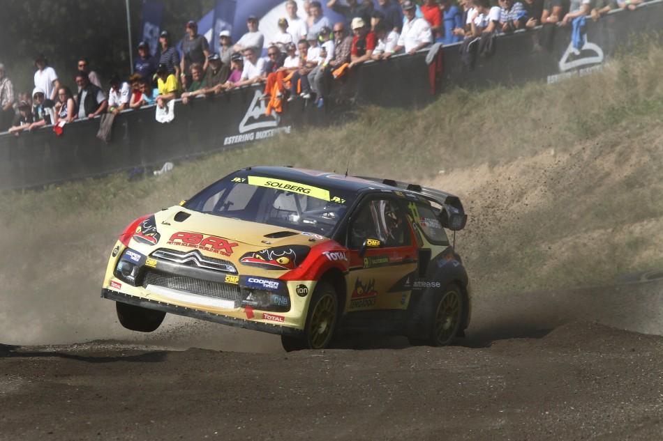World RX 2014 - Rallycross of Germany Gallery