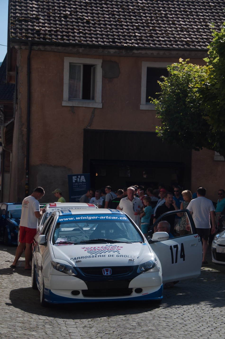 European Hill-Climb Championship 2013 - St-Ursanne